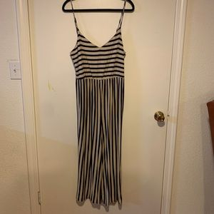 Sweet Claire striped romper